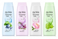 My Time shower gel 250 ml
