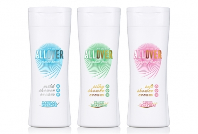 All Over shower gel for women 250 ml