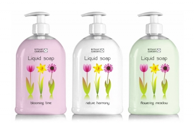 Botanic Garden spring soap 500 ml